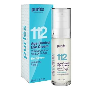 Purles Крем для Кожи вокруг Глаз с Лифтинг-Эффектом Age Control Eye Cream, 30 мл