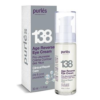 Purles Крем для Кожи вокруг Глаз с Ботокс-Эффектом Age Reverse Eye Cream, 30 мл ботокс для морщин
