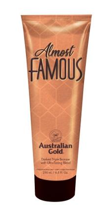 Australian Gold Ультра-Тонизирующий Крем для Загара с Эффектом Комплексного Бронзирования Almost Famous, 250 мл цена