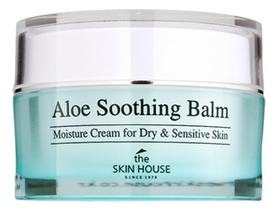 The Skin House Крем-Бальзам Aloe Soothing Balm с Экстрактом Алоэ, 50 мл