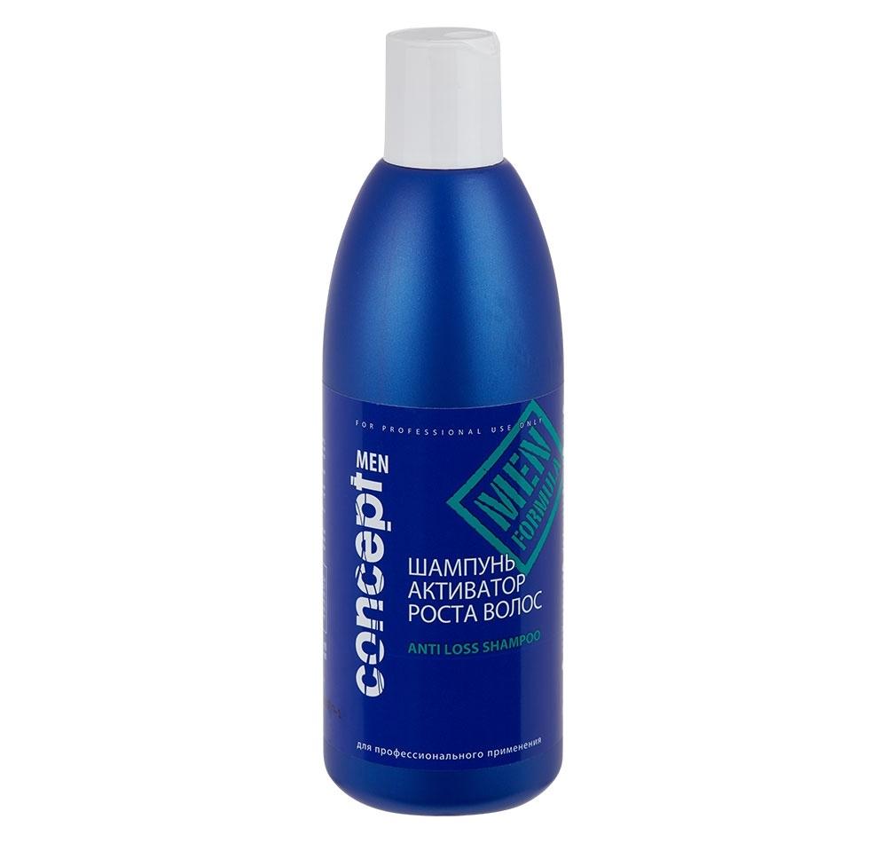 Concept Шампунь-Активатор Anti Loss Shampoo Роста Волос, 300 мл