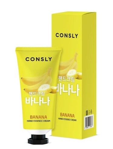 Consly Крем-Сыворотка Banana Hand Essence Cream для Рук с Экстрактом Банана, 100 мл недорого