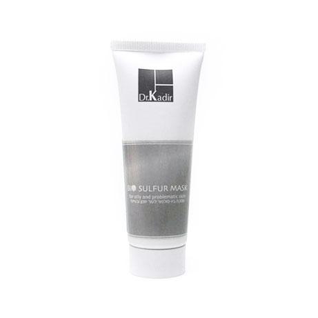 Dr.Kadir Маска Био-Сера для Проблемной Кожи Bio-Sulfur Mask For Problematic Skin, 75 мл declare маска для жирной и проблемной кожи 75 мл