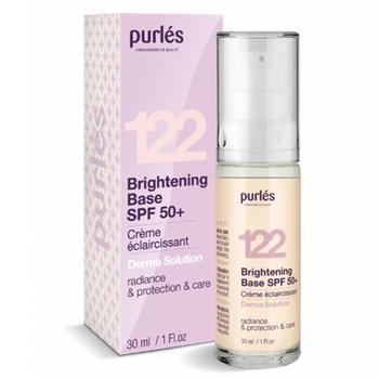 Purles Основа под Макияж с Защитой от УФ-лучей Brightening Base SPF 50+, 30 мл sensai glowing base основа под макияж glowing base основа под макияж