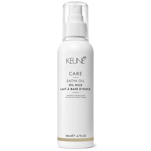 Keune Масло-Молочко Care  Satin Oil Milk для Волос Шелковый Уход, 140 мл
