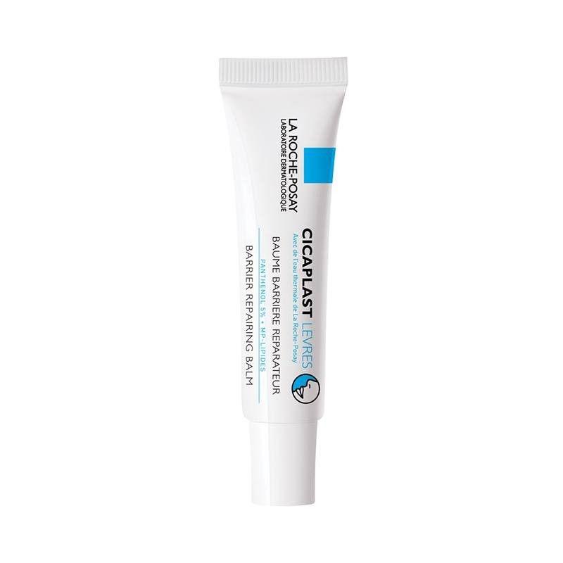 La Roche Posay Бальзам-Барьер Cicaplast Lip для Губ Цикапласт, 7,5 мл