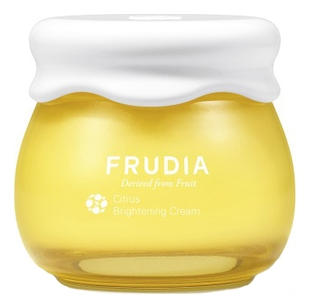 Frudia Крем-Смузи Citrus Brightening Cream для Лица с Цитрусом Придающий Сияние, 55г frudia микропенка citrus brightening micro cleansing foam для умывания с цитрусом 145г