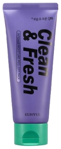 Eunyul Маска-Пленка Интенсивно Увлажняющая Clean & Fresh Intense Moisture Peel Off Pack, 100 мл deep clean activated charcoal blackhead remover facial peel off mask