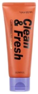Eunyul Маска-Пленка для Повышения Упругости Кожи Clean & Fresh Ultra Firming Peel Off Pack, 100 мл маска пленка для придания упругости коже лица health