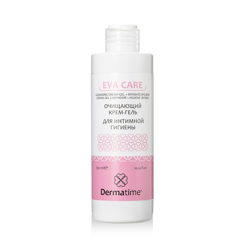 Dermatime Крем-Гель Cleansing Cream-Gel Очищающий для Интимной Гигиены, 300 мл