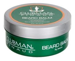 Clubman Бальзам-Фиксатор Beard Balm для Бороды, 59г