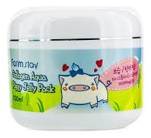 FarmStay Маска-Желе Увлажняющая со Свиным Коллагеном Collagen Aqua Piggy Jelly Pack, 100 мл