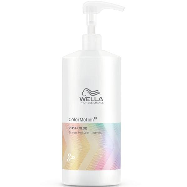 Wella Professional Экспресс-Средство Color Motion для Ухода за Волосами после Окрашивания, 500 мл wella экспресс средство для ухода за волосами после окрашивания color motion post color treatment 500 мл