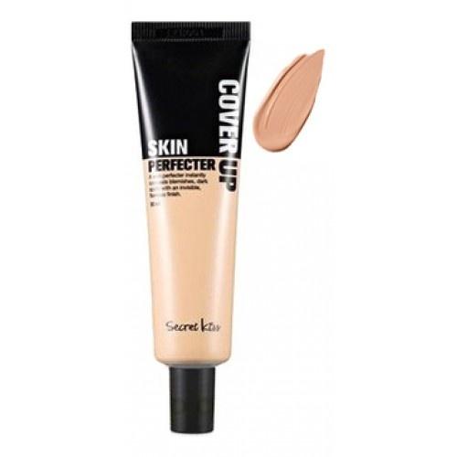 Secret Key ББ-Крем Cover Up Skin Perfecter #23 Natural Beige для Идеального Тона Лица, 30 мл