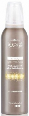 HAIR COMPANY Гель-Мусс Crispy Gel Mousse, 250 мл