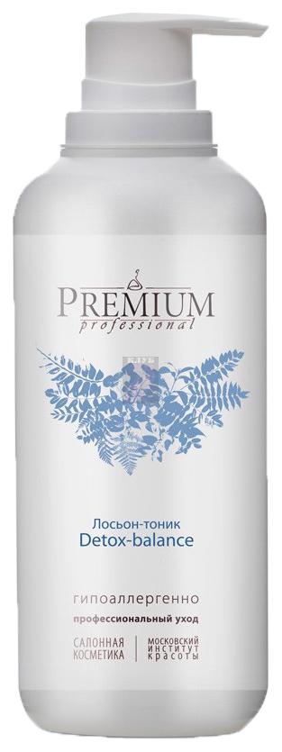 цена на PREMIUM Лосьон-Тоник Detox-Balance, 400 мл