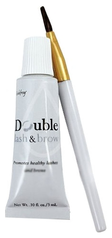 Godefroy Масло-Активатор Роста Бровей и Ресниц Double Lash&Brow Organic Oil, 3 мл