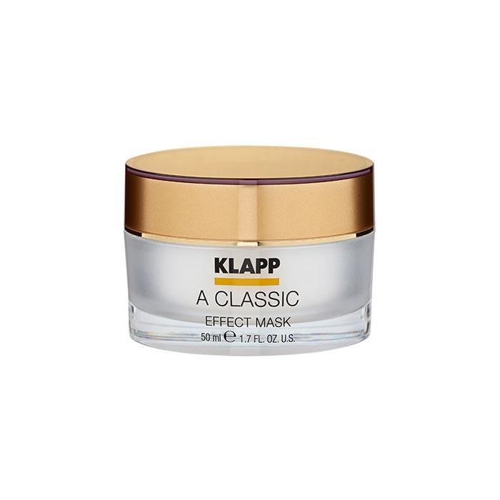 Klapp Эффект-Маска Effect Mask для Лица, 50 мл klapp маска брызги шампанского 50 мл klapp cuvee prestige