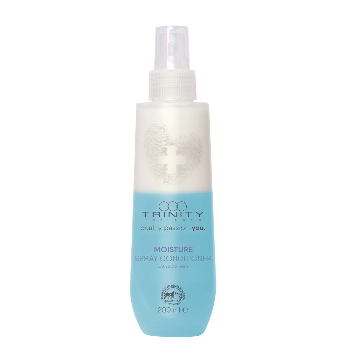 Фото - Trinity Hair Care Спрей-Кондиционер Essentials Moisture Spray Conditioner Увлажняющий, 200 мл trinity hair care маска essentials summer mask с уф фильтром 200 мл