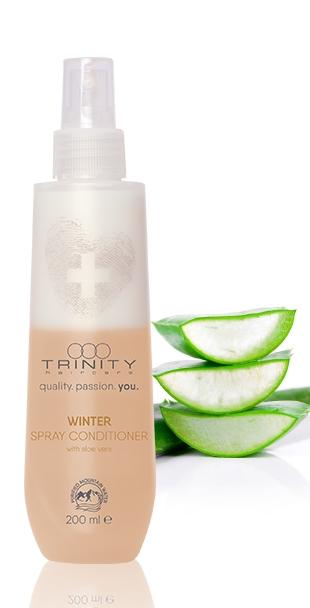 Trinity Hair Care Спрей-Кондиционер для Волос Зимний Essentials Winter Spray Conditioner, 200 мл cutrin спрей кондиционер для подготовки волос к химической завивке pre perm conditioner 75 мл