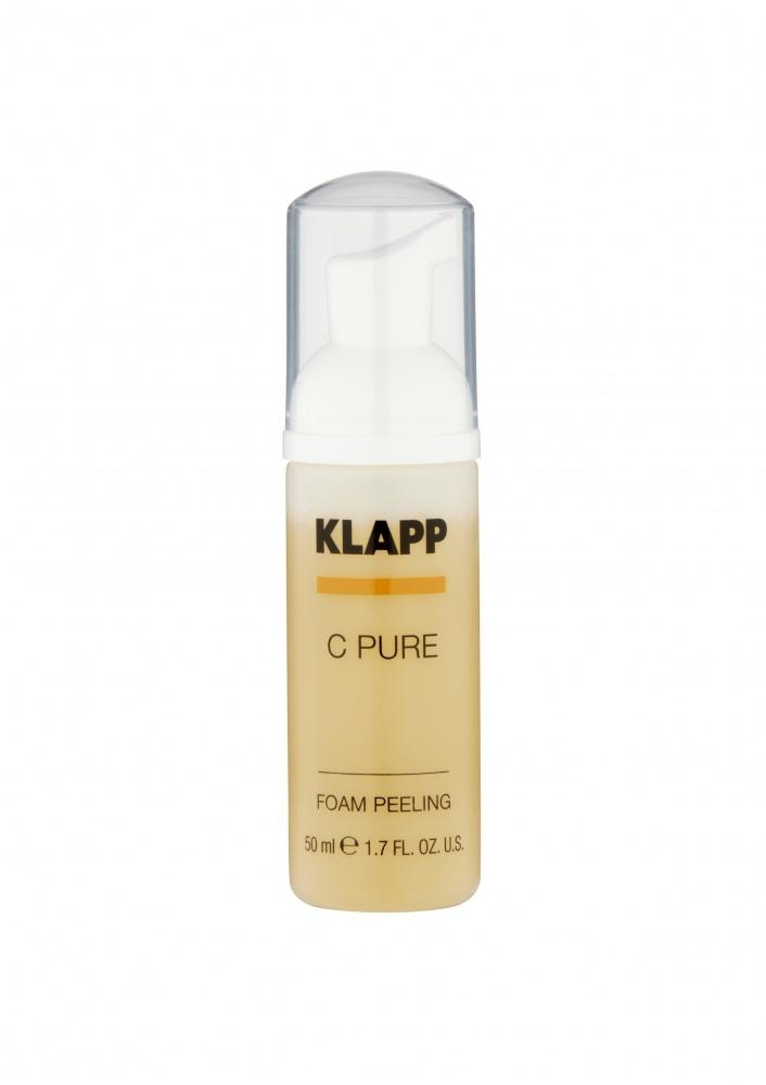 Klapp Пилинг-Пенка Foam Scrab, 50 мл пилинг ретиноевый