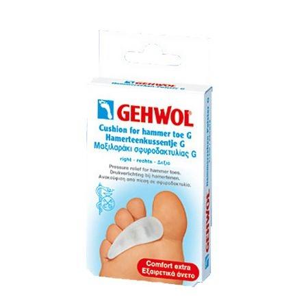 GEHWOL Гель-подушка под пальцы G, левая, 1 шт