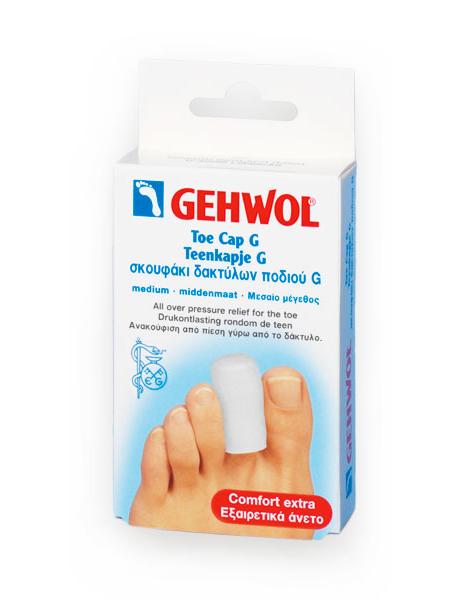 GEHWOL Гель-колпачки G, мини, 2 шт