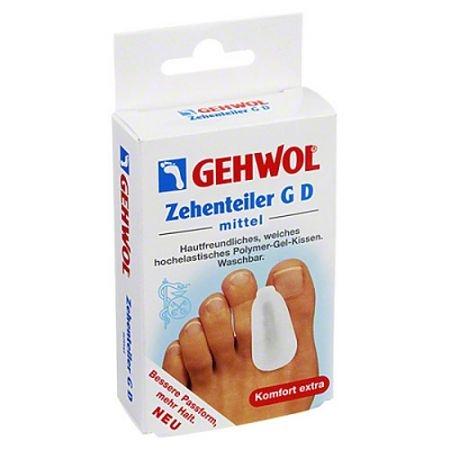 Фото - GEHWOL Гель-корректор  G D, большой, 3 шт gehwol g корректор между пальцев с уплотнителем 12 шт