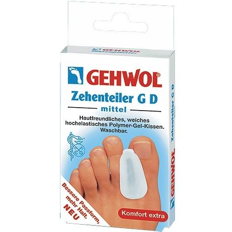 Фото - GEHWOL Гель-корректор  G D, маленький, 3 шт gehwol g корректор между пальцев с уплотнителем 12 шт
