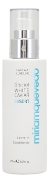 MIRIAMQUEVEDO Спрей-Кондиционер Glacial White Caviar Resort Leave-In Conditioner Несмываемый, 150 мл недорого