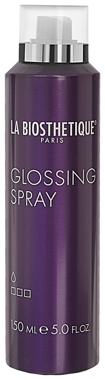 La Biosthetique Спрей-блеск для придания мягкого сияния шелка Glossing Spray, 150 мл цена