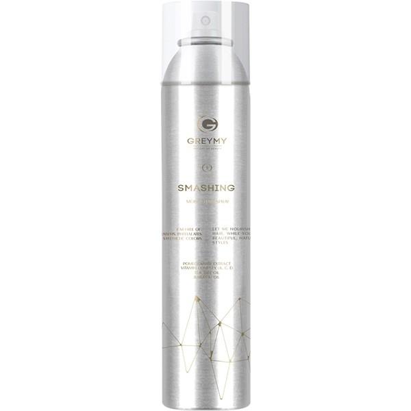 Greymy Спрей-Лак Подвижной Фиксации Smashing Mobile Hair  Spray, 300 мл