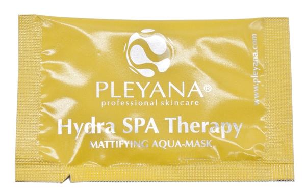 Pleyana Аква-Маска Матирующая Hydra SPA Therapy, 1г