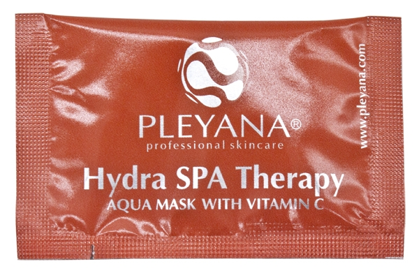 Pleyana Аква-Маска с Витамином С Hydra SPA Therapy, 1г