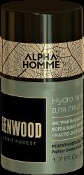 ESTEL Гель-Крем Hydro Otium Forest Genwood & Alpha Homme для Лица, 50 мл