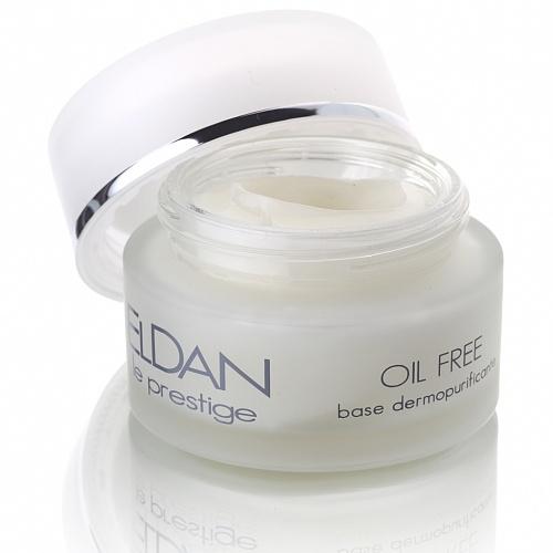 ELDAN Крем-Гель Оil Free Pureness Base Увлажняющий для Жирной Кожи, 50 мл eldan cosmetics официальный отзывы