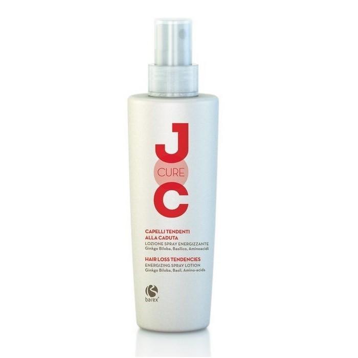 Barex Спрей-Лосьон Joc Energizing Spray Lotion Ginkgo Biloba & Basil Анти-Стресс с Гинко билоба, Базиликом и Аминокислотами, 150 мл