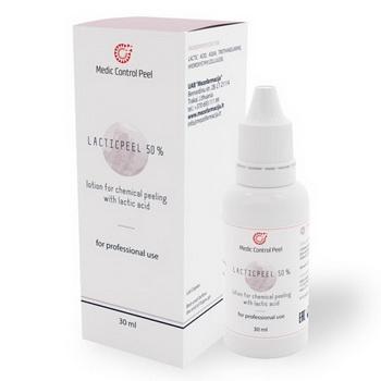 Medic Control Peel Лосьон-Гель Lacticpeel 50 %, 30 мл