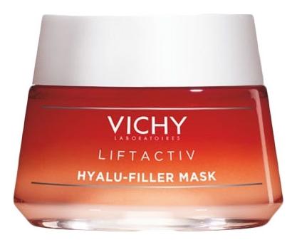 VICHY Экспресс-Маска LiftActiv Hyalu-Filler Mask для Лица Гиалуроновая Лифтактив, 50 мл