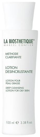 La Biosthetique Лосьон-Дезинкрустант Lotion Desincrustante Глубоко Очищающий для Жирной Кожи, 100 мл цена
