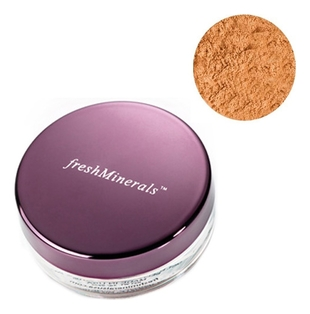 FreshMinerals Рассыпчатая Пудра-Основа с Минералами Mineral Loose Powder Foundation Fresh Look, 2г