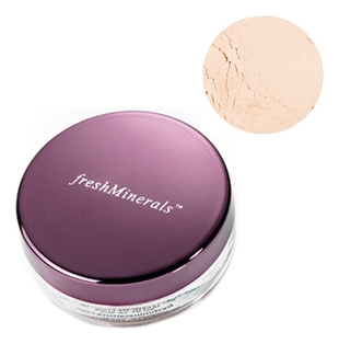 FreshMinerals Рассыпчатая Пудра-Основа с Минералами Mineral Loose Powder Foundation Freshcover, 2г
