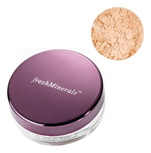 FreshMinerals Рассыпчатая Пудра-Основа с Минералами Mineral Loose Powder Foundation Light Beige, 2г