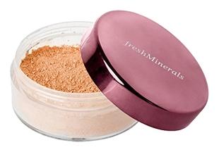 FreshMinerals Рассыпчатая Пудра-Основа с Минералами Mineral Loose Powder Foundation Radiant, 11г