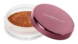 FreshMinerals Рассыпчатая Пудра-Основа с Минералами Mineral Loose Powder Foundation Richer, 2г