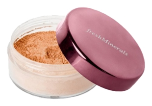 FreshMinerals Рассыпчатая Пудра-Основа с Минералами Mineral Loose Powder Foundation Second Skin, 11г