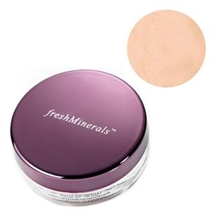 FreshMinerals Рассыпчатая Пудра-Основа с Минералами Mineral Loose Powder Foundation Second Skin, 2г