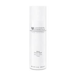 Janssen Ревитализирующая Крем-Маска для Всех Типов Кожи Moor Cream Mask, 200 мл цена