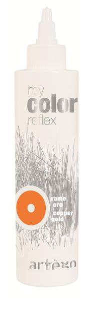 Artego Краситель Прямого Действия Медно-Золотой My Color Reflex Copper Gold, 200 мл