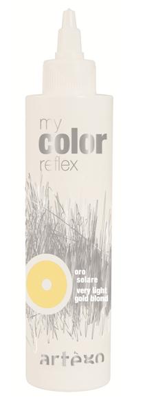 лучшая цена Artego Краситель Прямого Действия Светло-Золотой Блонд My Color Reflex Very Light Gold Blonde, 200 мл